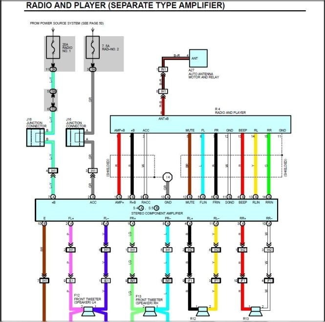Home speaker wiring diagram & speaker selector switch wiring Home Audio Diagram Home Theater Subwoofer Wiring Diagram Home Speaker Wire