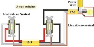 Leviton 3 Way Switch Wiring Diagram | Fuse Box And Wiring