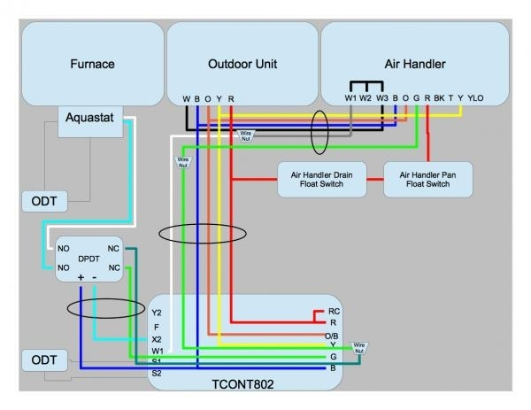diagram coleman mobile home thermostat wiring diagram full