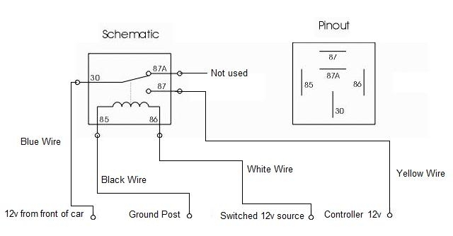 understanding automotive relays installing engine relay in 12v relay switch wiring diagram?resize\=640%2C334\&ssl\=1 diagrams 30002244 understanding car wiring diagrams the trainer how to read a car wiring diagram at bakdesigns.co