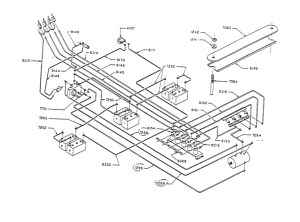 Club Car Electric Golf Cart Wiring Diagram | Fuse Box And