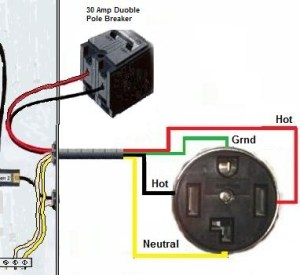 4 Wire 240 Volt Wiring Diagram | Fuse Box And Wiring Diagram