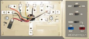 8 Wire Thermostat Wiring Diagram   Fuse Box And Wiring Diagram