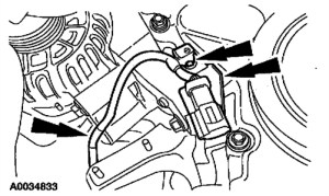 2002 Ford Escape Alternator Wiring Diagram  Somurich