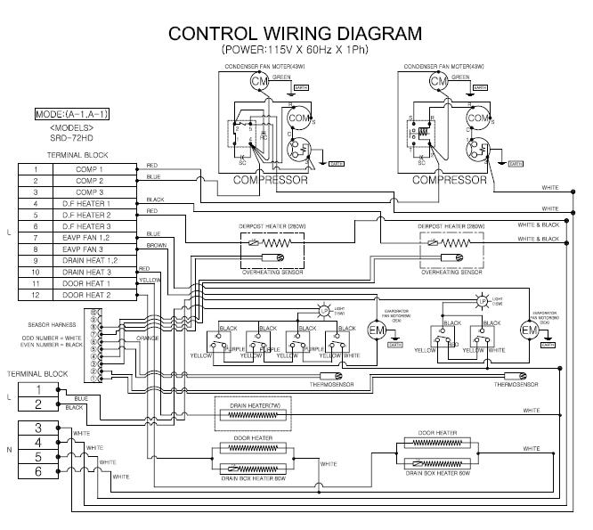 wiring diagram for kenmore elite refrigerator readingrat with kenmore elite refrigerator wiring diagram?resize\\\=665%2C594\\\&ssl\\\=1 kenmore refrigerator model 253 wiring diagram wiring diagrams  at n-0.co