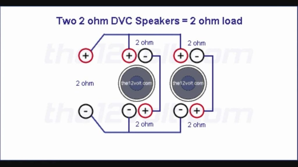 wiring diagram for subs on trend 4 ohm dual voice coil subwoofer in 4 ohm dual voice coil subwoofer wiring diagram?resize\\\=665%2C374\\\&ssl\\\=1 wiring subwoofers speakers to change ohms abtec audio lounge blog dual 1 ohm sub wiring diagram at crackthecode.co