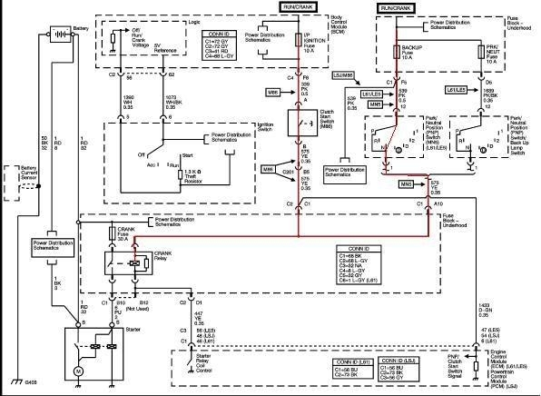 Fuse Box Diagram 2006 Pontiac Pursuit • Wiring Diagram For