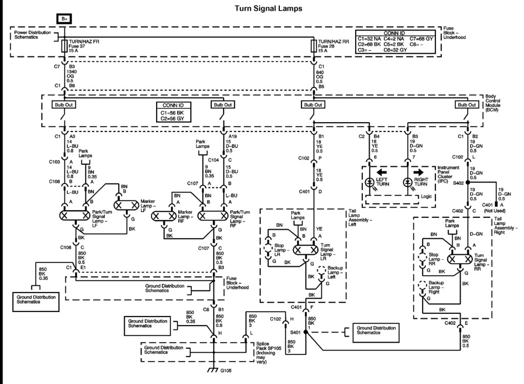 2009 Gmc Sierra Wiring Diagram - WIRE Center •