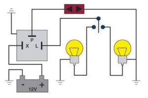 3 Pin Flasher Relay Wiring Diagram | Fuse Box And Wiring