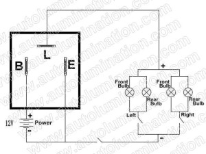 3 Pin Flasher Relay Wiring Diagram   Fuse Box And Wiring Diagram