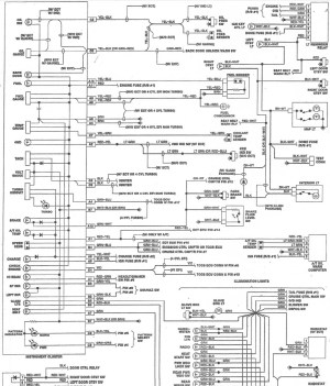 93 Toyota 4Runner Wiring Diagram   Fuse Box And Wiring Diagram