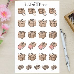 Sticker Dream - Cartela Encomenda