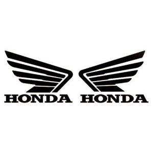 Стикер Honda Wings 2 броя