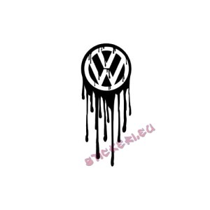 Стикер VW - 1 - Stickeri.eu