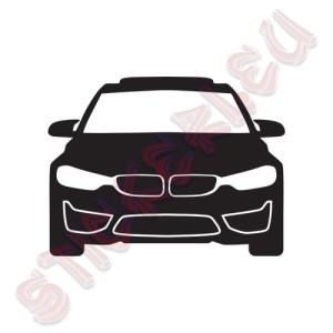 Стикер BMW M4