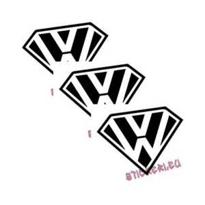 Стикери супер Volkswagen