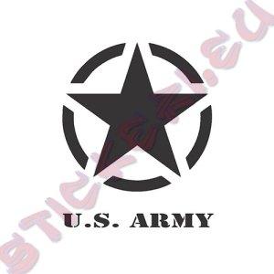 Стикер US Army