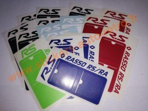 Club Rasso Renault Sport RS/RA