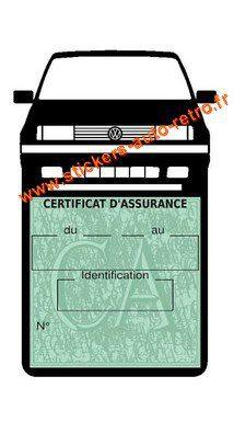 Porte assurance auto VW Polo MK3 G40
