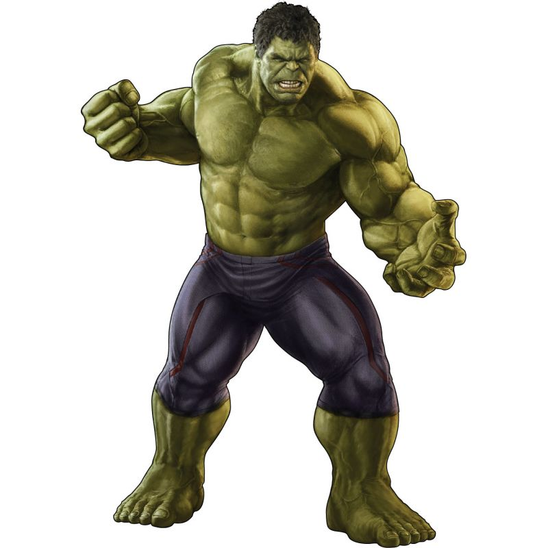Stickers Hulk Avengers Age Of Ultron 15021 Stickers