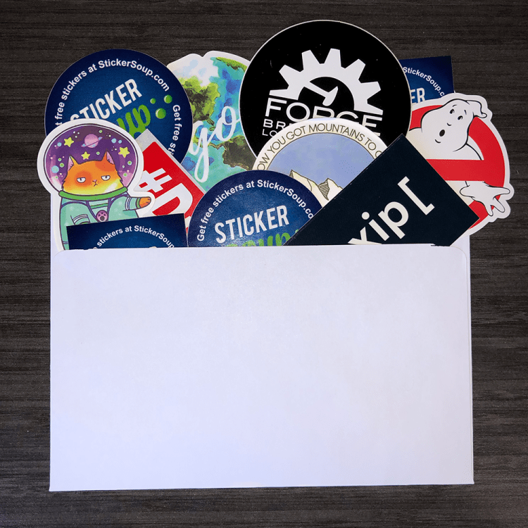 StickerSoup Pack Option 8