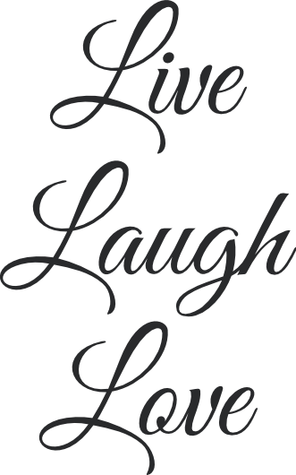 Download Live Laugh Love Wall Decal - audidatlevante.com