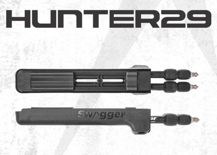 Hunter 29 Swagger Bipod