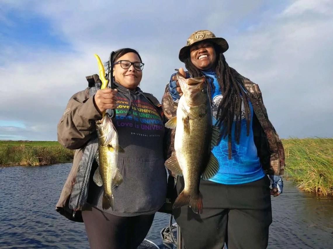Headwaters bass fishing