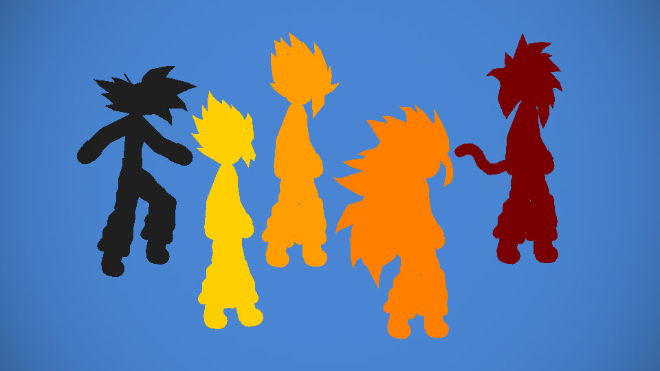Dragon Ball Z Pivot Pack