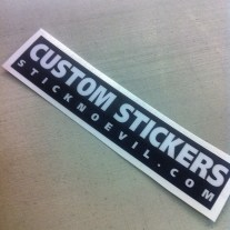 Rectangle Stickers