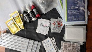 How to stick and poke stick and poke tattoos hand poke tattoo kit product review solutioingenieria Choice Image