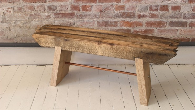 liz karney sticks and bricks custom furniture barn brace