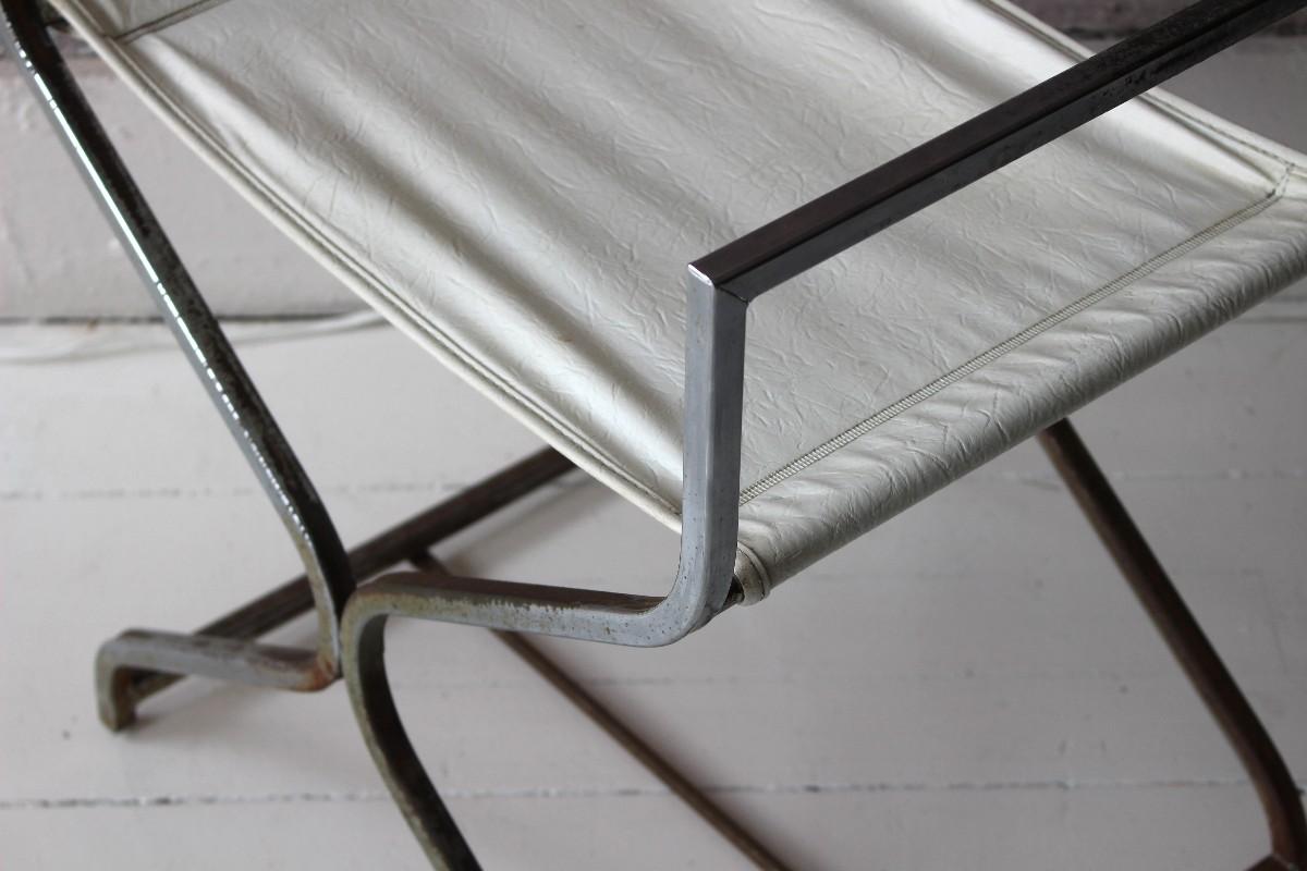 sticks and bricks Pair of Midcentury Director's Chairs