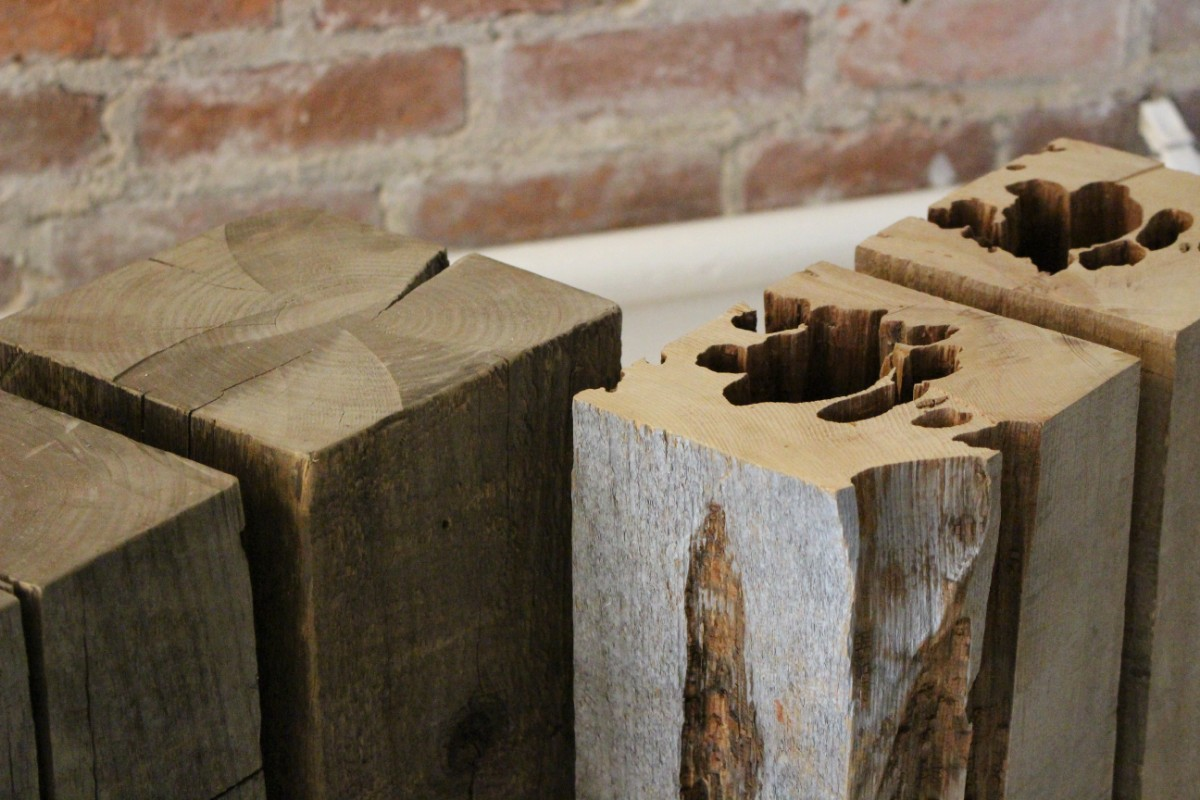 sticks and bricks block tables