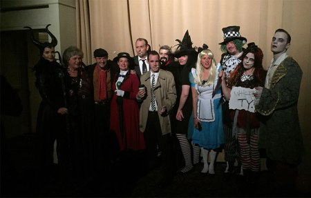 Our Haunted Adventures: Mackinac Island, Costume Party