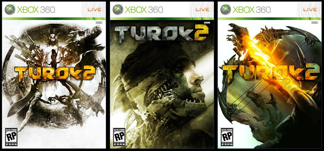 Turok 2 Was Coming To 360 Amp PS3 Had Feathered Dinosaurs