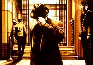 Max Zorn tape art, max Zorn, tape art, stick together, urban art