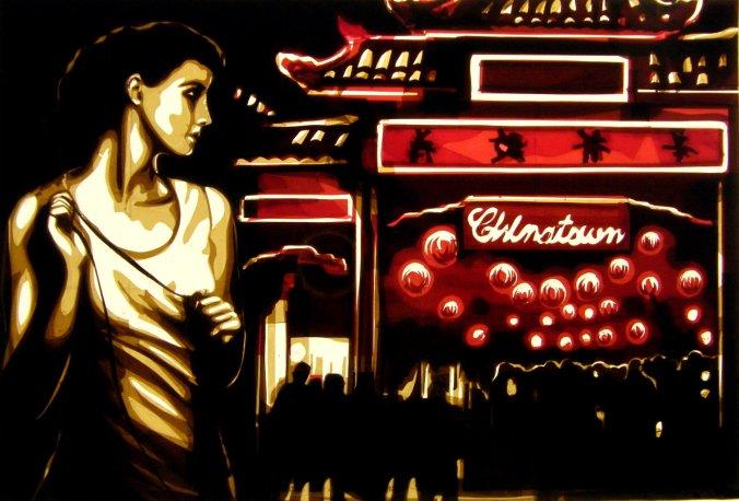 max Zorn, artist, tape art
