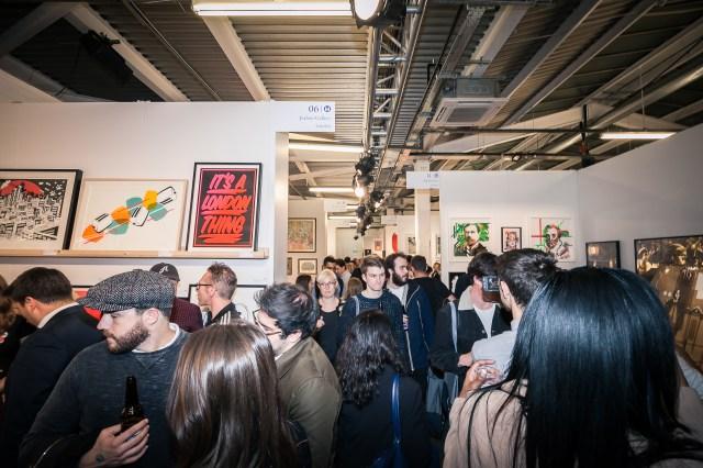 Moniker Art Fair, Stick Together Gallery, Max Zorn, Jealous Gallery