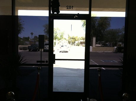 After Commercial Tint removal