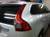 Volvo for J and J After Window Tinting