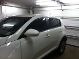 Sportage After Mobile Auto Window Tint