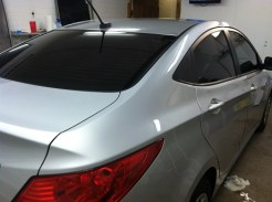 Accent After Mobile Tinting