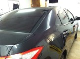 Corolla Black After Auto Tinting