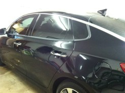 Optima Turbo After Car Window Tinting