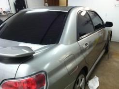 Subaru Impreza After Specialty Tinting