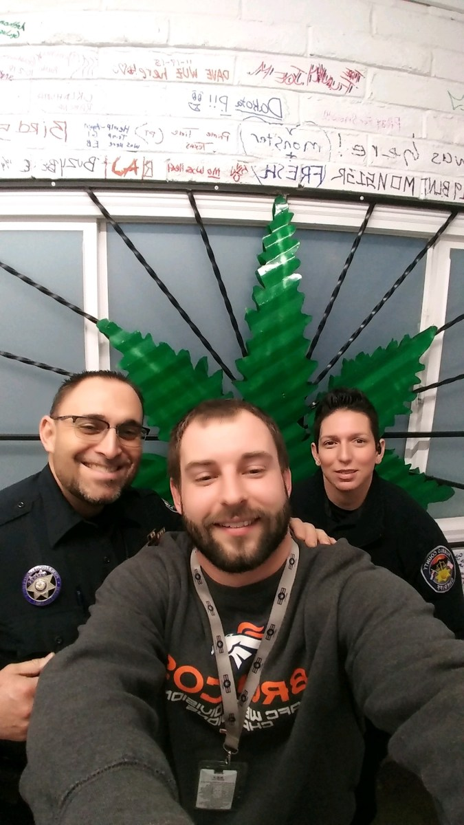 Daniel Colorado dispensary recreational