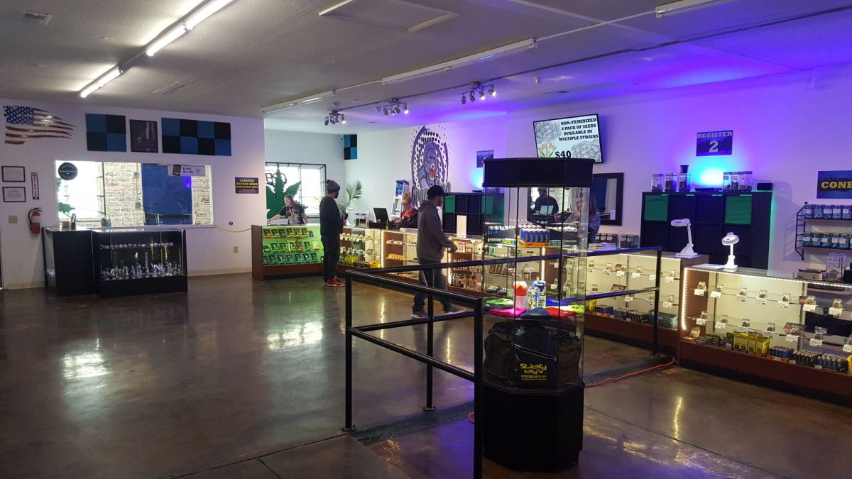 Sticky ickys dispensary near me