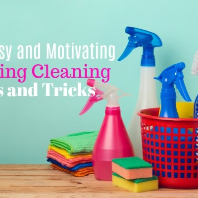 19 Easy and Motivating Spring Cleaning tips