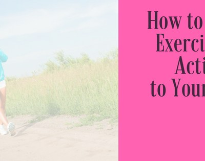 How to add more exercise and activity to your day